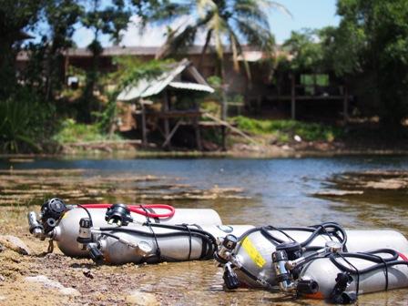 Tech Diving